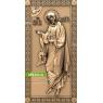 3D STL Апостол Андрей №13