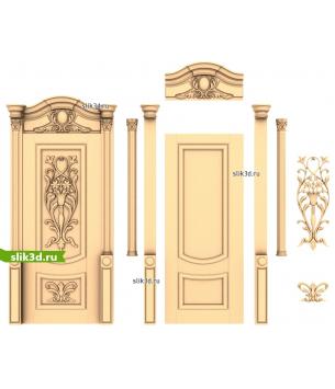 Двери №40