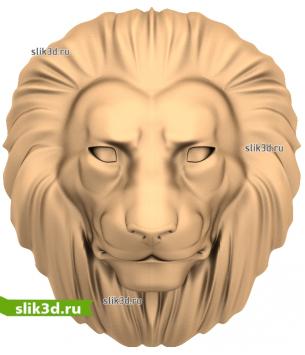 Голова льва №22