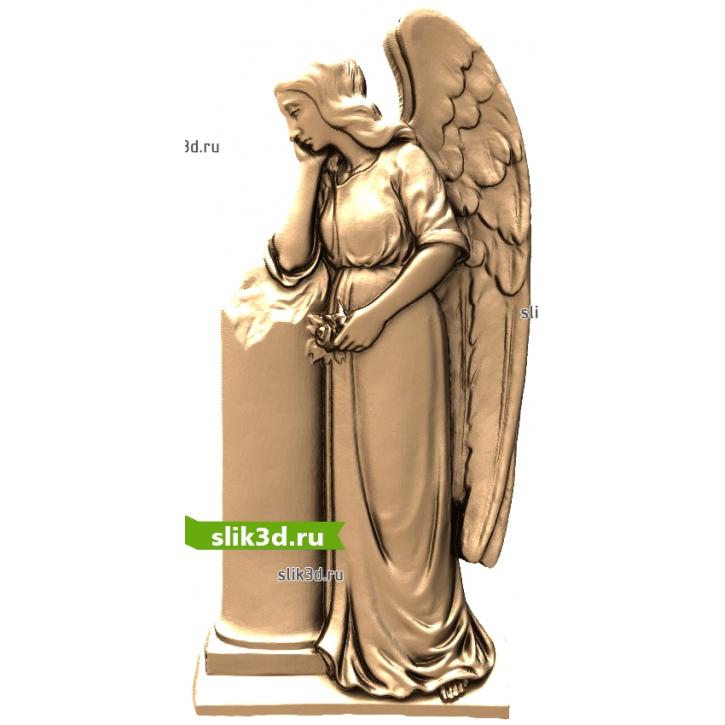 3D STL Ангел №13