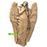 3D STL Ангел №31