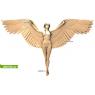 3D STL Ангел №12