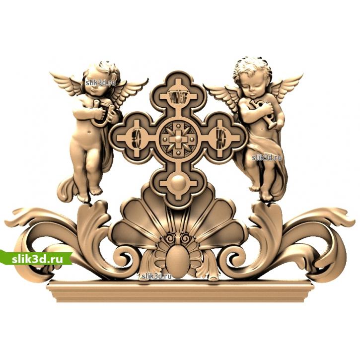3D STL Ангел №23
