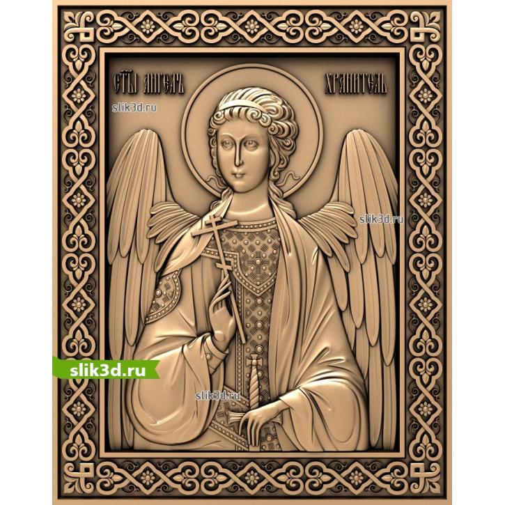 3D STL Ангел Хранитель №13