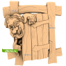 3D STL Баня №29