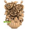 3D STL Цветы №16