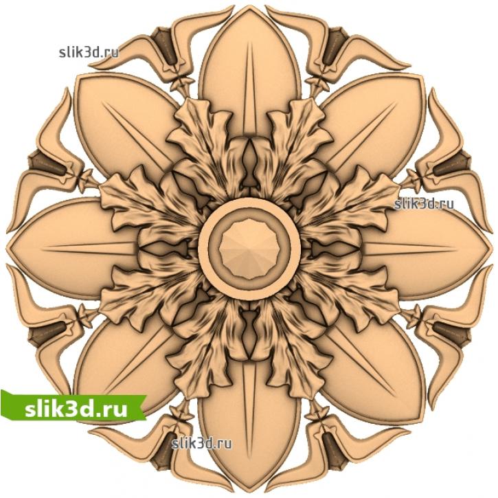 3D STL Декор №23