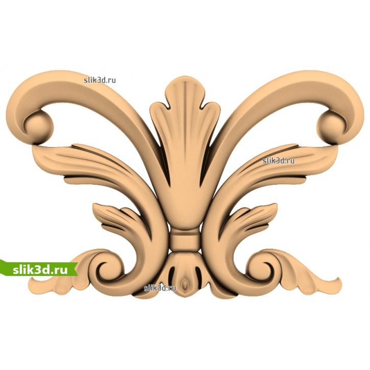 3D STL Декор №370