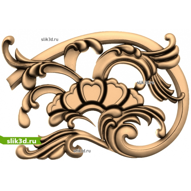 3D STL Декор №33