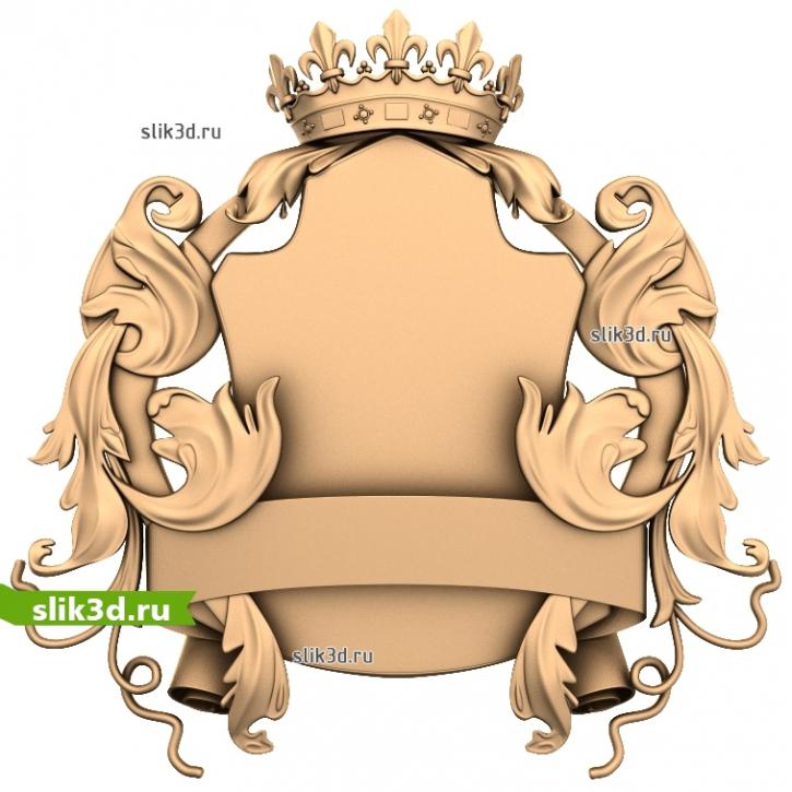 3D STL Декор №62