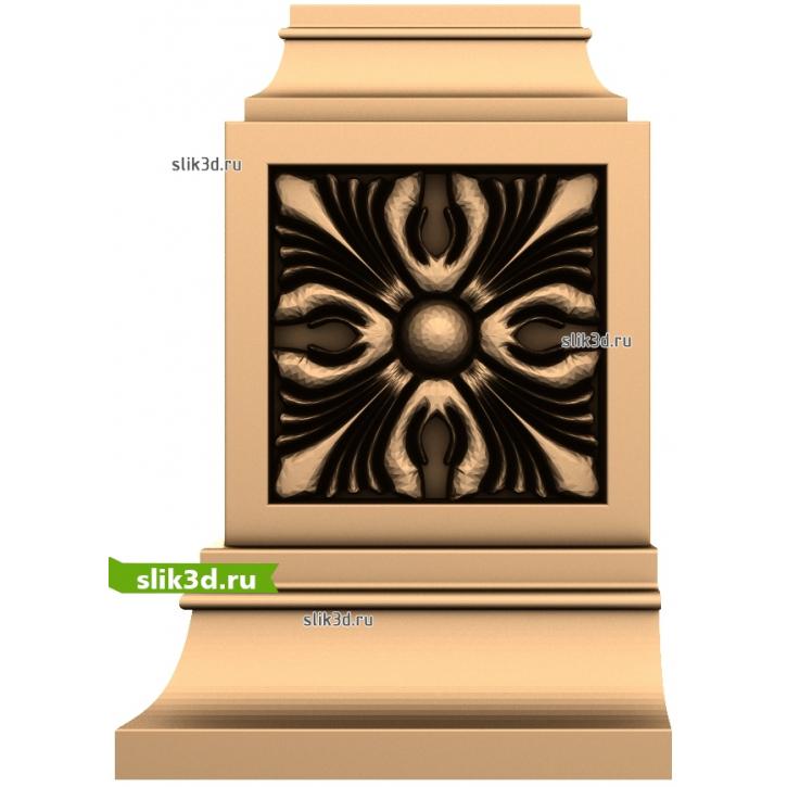 3D STL Декор №75