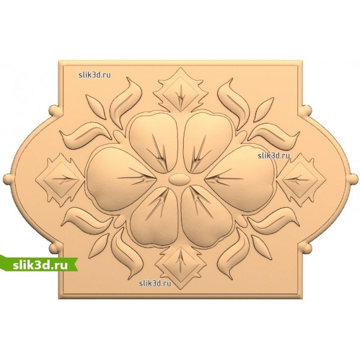 3D STL Декор №89