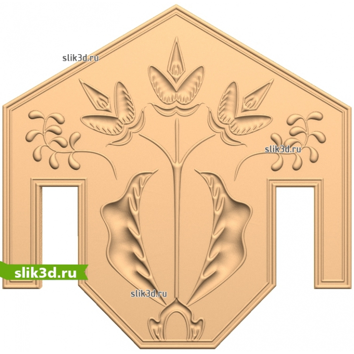 3D STL Декор №103