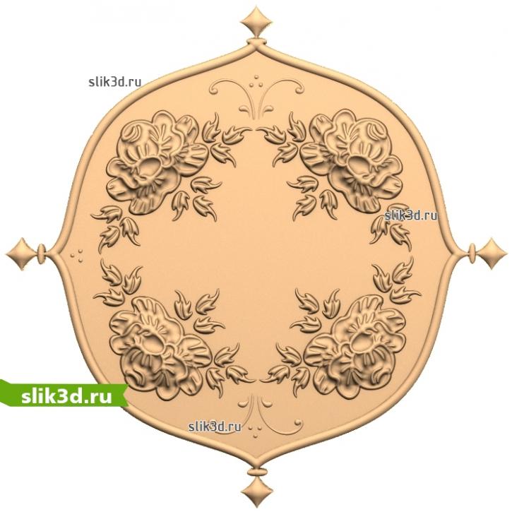 3D STL Декор №119