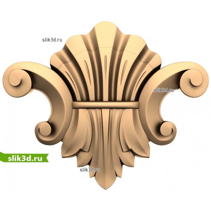 3D STL Декор №141