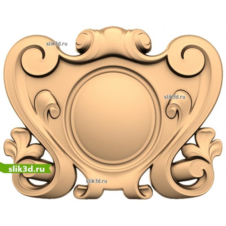 3D STL Декор №151