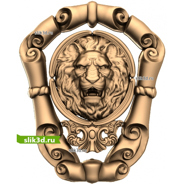 3D STL Декор №152