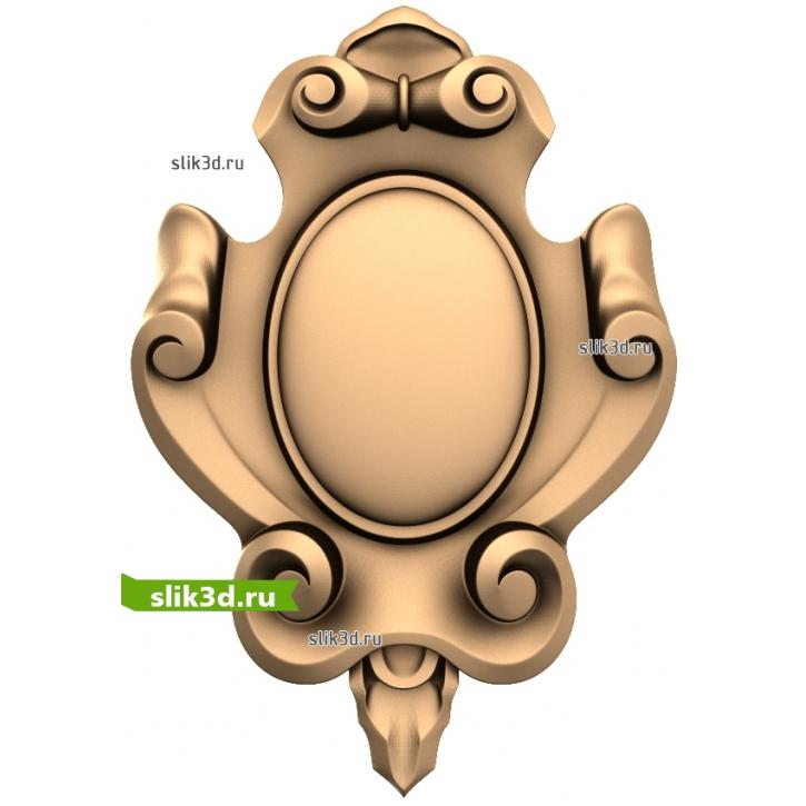 3D STL Декор №153