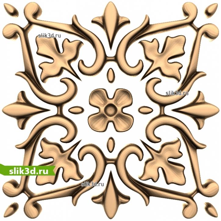 3D STL Декор №159