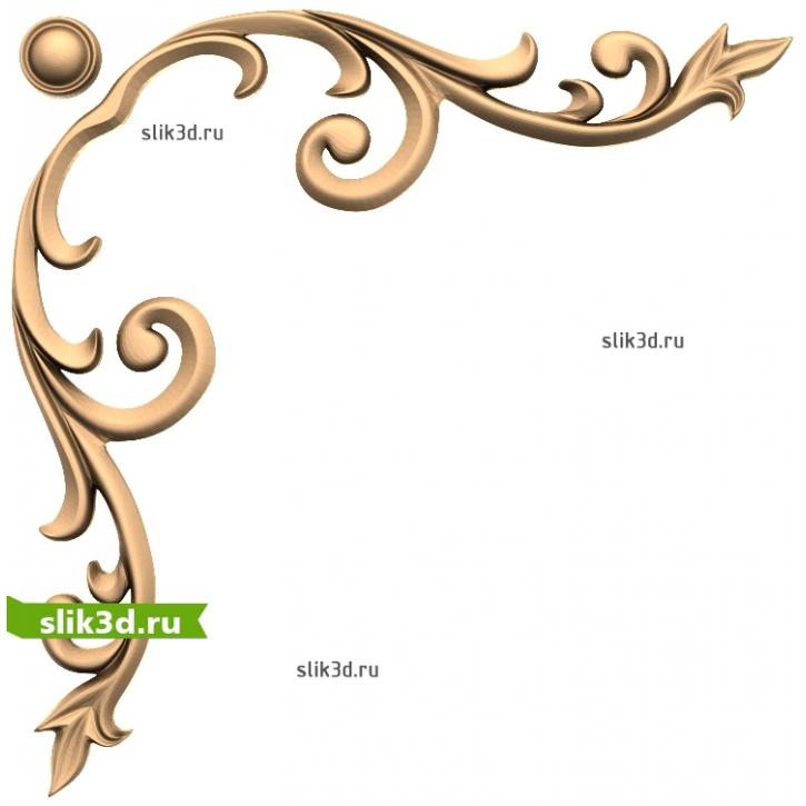 3D STL Декор №173