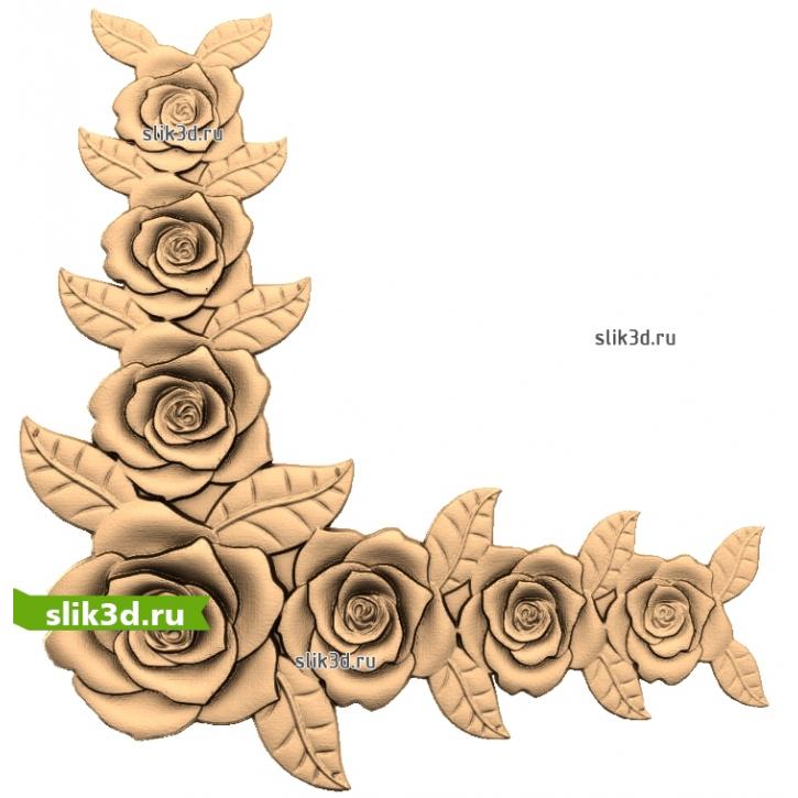 3D STL Декор №204