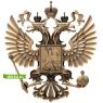 3D STL Герб Российской Федерации №13