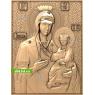 3D STL Божья Матерь Иверская №12