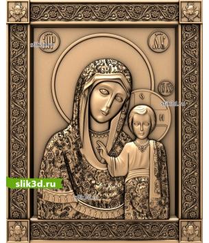 Божья Матерь Казанская Пресвятая