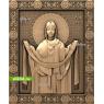 3D STL Покров Пресвятой Богородицы №12