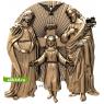 3D STL Святое Семейство