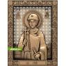 3D STL Святой Глеб Владимирович (князь Муромский)