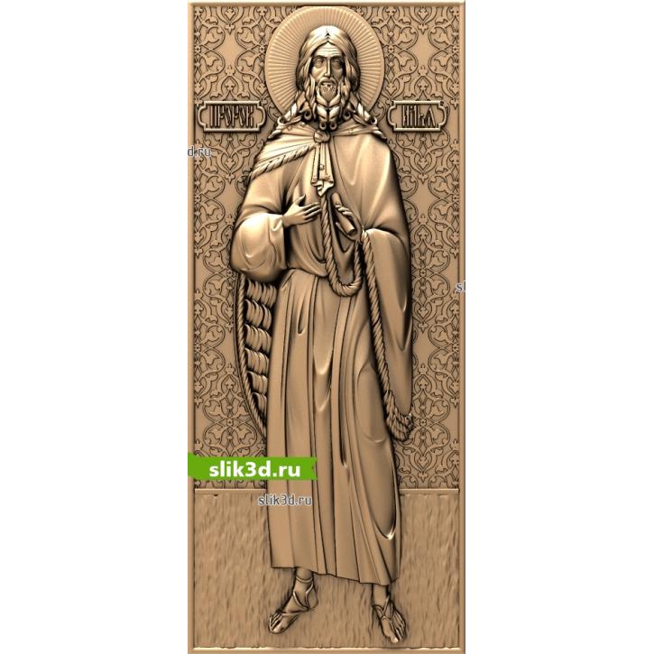 3D STL Илья Пророк