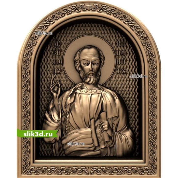 3D STL Симон Кананит