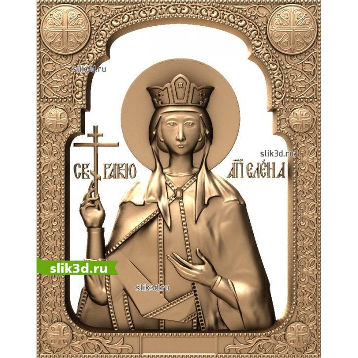 3D STL Царица Елена