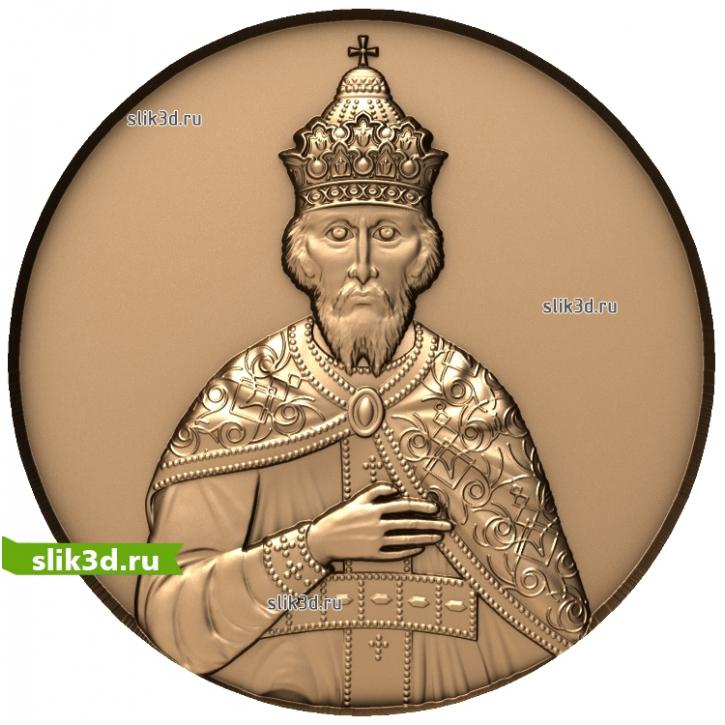 3D STL Царь Иван