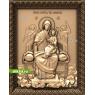 3D STL Богородица Всецарица