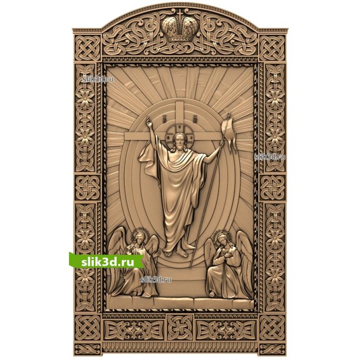 3D STL Иисус №18