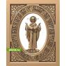 3D STL Покров Пресвятой Богородицы №14
