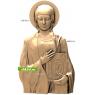 3D STL Святая Анастасия №13