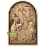3D STL Благовещение Пресвятой Богородицы