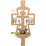 3D STL Крест №16
