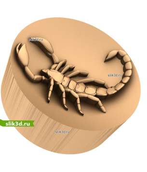 Фишка. Скорпион