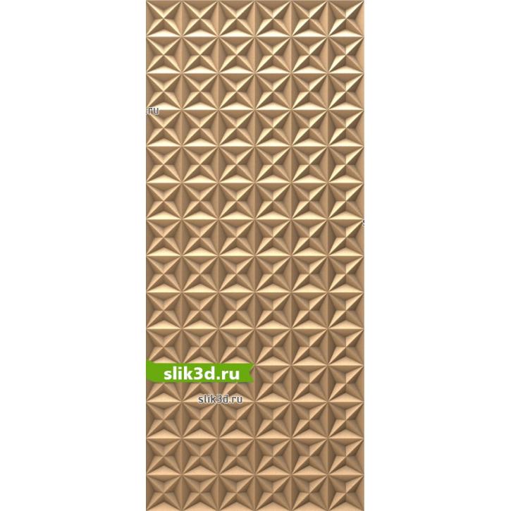 3D STL Панель №16
