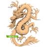 3D STL Дракон №13