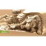 3D STL Тигр №15