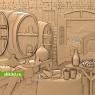 3D STL В Помещении