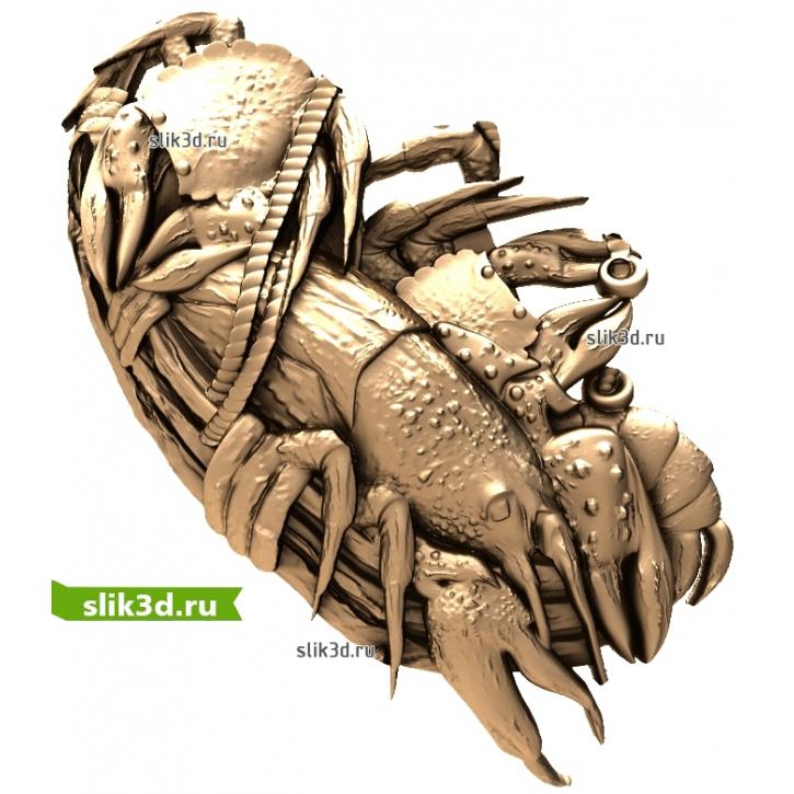 3D STL Рак