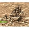 3D STL Корабль №15