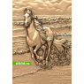 3D STL Лошадь №13