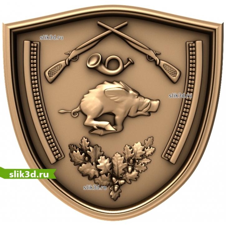 3D STL Охотничество №13